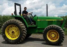 John Deere or MFWD Tractor Diagnostic, Operation and Test Service Manual Jd Tractors, John Deere Tractors, Engine Repair, Final Drive, Cover Model, Heavy Equipment, Repair Manuals, Ebooks, Things To Sell