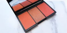 sleek blush by 3 lace, love this little blush palette!