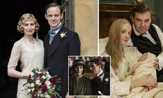 Julian Fellowes bowed out swathing every scene with even more cascading violins than usual and enough sentimentality to make the most devoted fan gag. Downton's finale, by Jim Shelley.