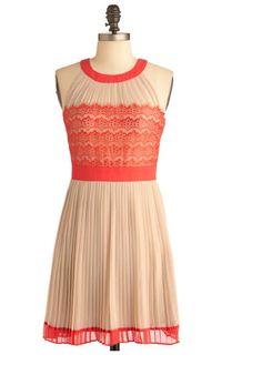 Check Pleats Dress  http://www.modcloth.com/
