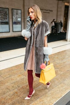 The Best Bags of NYFW Fall 2015 Street Style – Days Three & Four ...