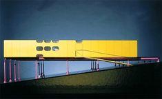 Richard Rogers, Zip Up House (1968 - 71) (via Exotic Architecture #3 | IM Design)