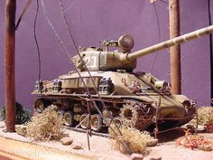 IDF M51 Super Sherman (Six Day War)  John Grima