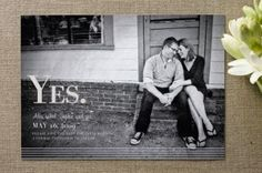 nostalgia save the date cards by emily ranneby