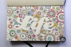 Moleskine illustration #28: Life. (typography)   Flickr - Photo Sharing!