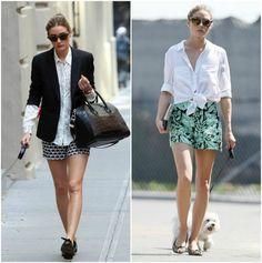 A camisa branca é uma peça clássica que se adapta nos mais diversos estilos e ambientes. Confira.