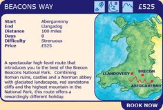 Drover Holidays   Self-guided, supported walking holidays in Wales