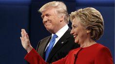 Finalizó el primer debate entre Clinton y Trump con choques sobre economía, tensiones raciales y la política exterior - Infobae