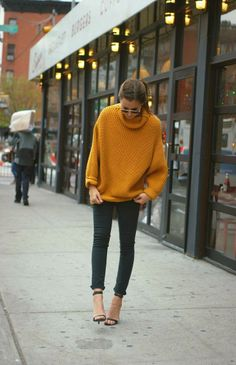 FASHION AND STYLE: Street style