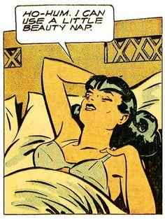 Beauty nap