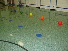 Carly's PE Games: P.E. Activities for the First Week
