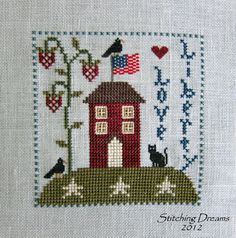 Stitching Dreams: Small Finishes and a Big Harvest