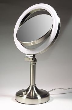 Zadro makeup mirror 2 sided lighted