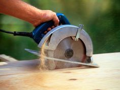 10 Circular Saw Secrets: DIY GUY - Popular Mechanics.  All common sense stuff except I had never thought about the wood splintering trick.  If you don't know these this is a good read.