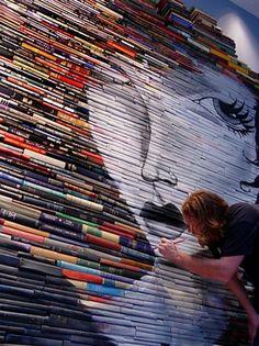 artist Mike Stilkey
