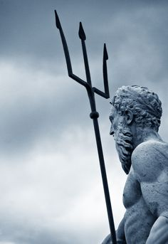 Neptune Governing the Sea (by Stephanie Fysh)