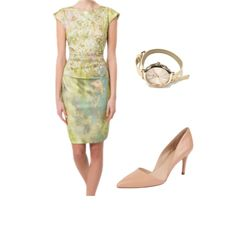 Professional Chic by styleshack on Polyvore featuring Charles David, MARC CAIN, Styleshack, ProfessionalChic, hershs and tringbox