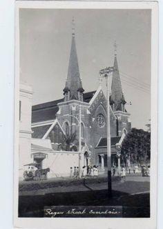 Gereja Khatolik KrAmbangan Surabaya (jl. Kepanjen) 1870