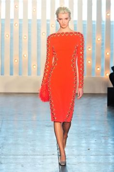 Jenny Packham - New York - Autunno Inverno 2014/2015 - Sfilate - MarieClaire