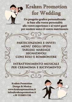 Ansia da organizzazione matrimonio? Ti aiutiamo noi :)