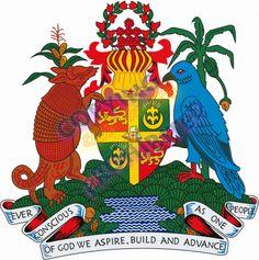 Grenada -  Coat of Arms.