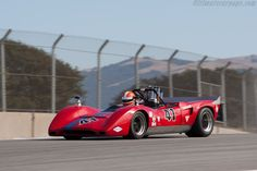 Lola T163 Chevrolet (Chassis SL163/20 - 2009 Monterey Historic Automobile Races) High Resolution Image