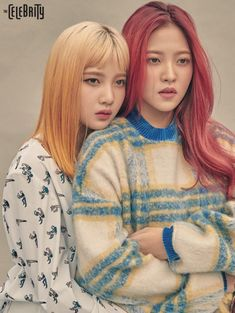 'The Celebrity' reveals classy cuts of Red Velvet from October issue | allkpop.com