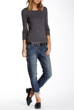 Image of KUT from the Kloth Cleaned Up Katy Boyfriend Jeans