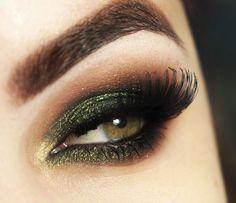 Tutorial – maquiagem com a sombra Verdelícia e batom Uvali da quem disse, berenice?