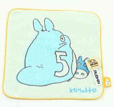 Mein Nachbar Totoro Minihandtuch 5 Mai - mrbento.de