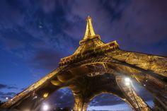 Paris's Eiffel Tower World's Most Photographed Monument. #notintheoc