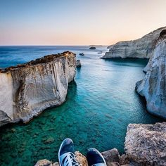 Milos island, Greece!  ⠀⠀⠀⠀ ✦ Nikon D750, 16mm, f 7.1, 1/200 sec, ISO 160 ⠀⠀⠀⠀⠀ ✦ Checkout my recommended  photographers & great hubs tagged to my picture! ⠀⠀⠀⠀⠀