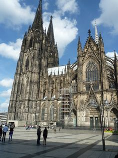 Cologne, Germany Cathedral