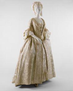 Robe à la Française, ca. 1770, French