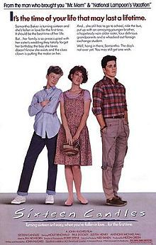 love 80's movies . . . One of the greatest movies of all time!  :)