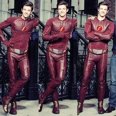 Style it bae!! Flash Heroe, Berry Allen, Flash Barry Allen, Snowbarry, The Flash Grant Gustin, Black Lightning, Dc Legends Of Tomorrow, Supergirl And Flash, Green Arrow