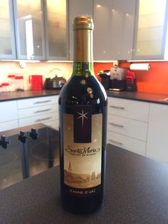 Delight in this Bordeaux-style blend of rich Cabernet and silky smooth Merlot. Boasting flavors of ripe dark berries, caramel and cocoa on the finish, this full-bodied wine with French oak barrel aging is superb with Iowa steaks, lamb and ribs.