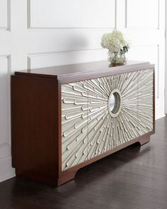 Haley+Credenza+by+John-Richard+Collection+at+Neiman+Marcus.