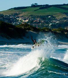 St Clair beach - New Zealand......