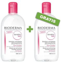 Bioderma Sensibio Micellair water 1 +1 gratis