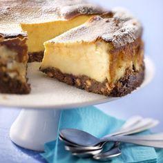 Recette de Cheesecake aux Cookies Granola®