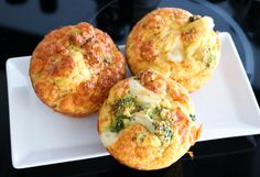 Sunne matmuffins på 123 Norwegian Food, 100 Calories, Baked Potato, Cauliflower, Muffins, Healthy Living, Easy Meals, Food And Drink, Delish