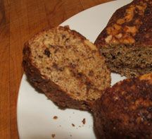 Recipes - Banana walnut coffee cake - - Heart and Stroke Foundation of Ontario
