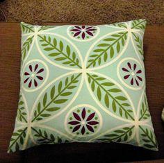 pillow cover diy