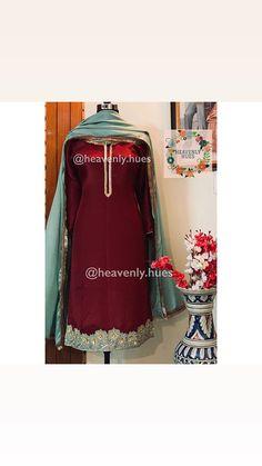 Party Wear Indian Dresses, Pakistani Fashion Party Wear, Indian Wedding Wear, Designer Party Wear Dresses, Dress Indian Style, Punjabi Suits Designer Boutique, Boutique Suits, Indian Designer Suits, Embroidery Suits Punjabi