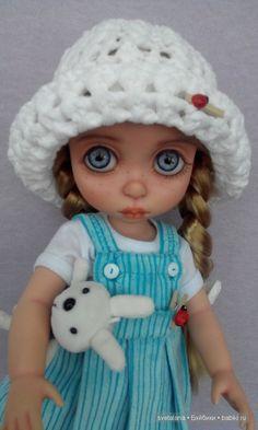Боня. Бонечка. ООАК куклы Disney Animators Рапунцель / Изготовление авторских кукол своими руками, ООАК / Бэйбики. Куклы фото. Одежда для кукол