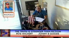 The Truth is Stranger Than Fiction with Pete Wichert 24 Guest Brien Foer...