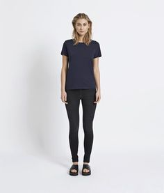 Solly tee solid 205 - 1