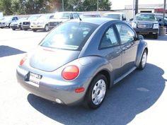 2002 Volkswagen Beetle GLS 2.0 - $5,995