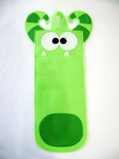 great twist on a christmas stocking
